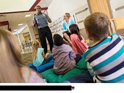 Officer Children